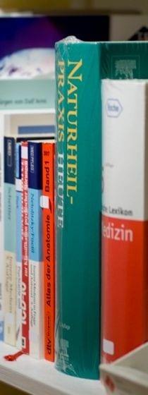 Fachbücher & Fachliteratur, die Sie für die Ausbildung zum Heilpraktiker benötigen