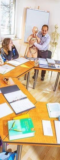 Ausbildung zum Heilpraktiker und psychologischen Berater in Bayern, nahe München im Allgäu